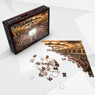 Marillion All One Tonight 1000 Piece Jigsaw Puzzle